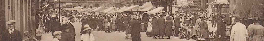 Ormskirk Market Day